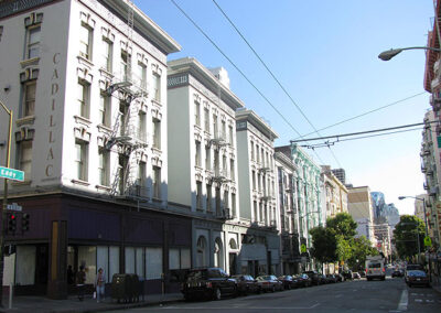 Hayes Valley: Tenderloin, North of Market, Cadillac Hotel (94102)